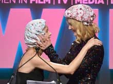 The Story Behind the Nicole Kidman, Naomi Watts Kiss That's Gone Viral