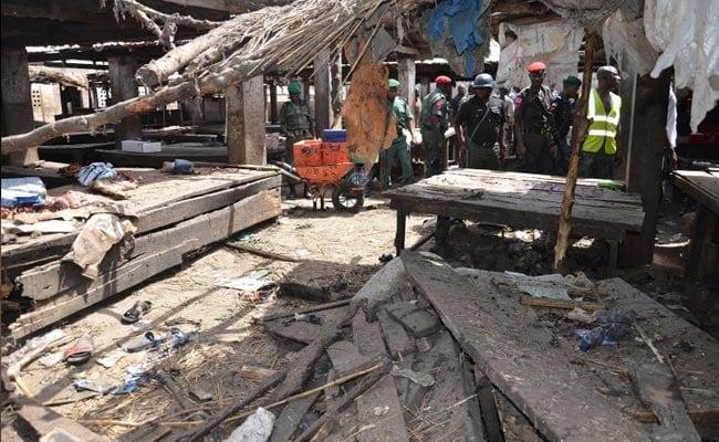 नाइजीरिया में मस्जिद में भीषण आत्मघाती हमला, 50 लोगों की मौत