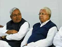 Nitish Kumar, Lalu Prasad Meet in Delhi to Thrash Out Alliance Issue