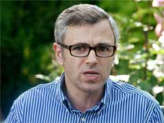 Government Should Allow International Aid for Jammu and Kashmir Flood Victims: Omar Abdullah