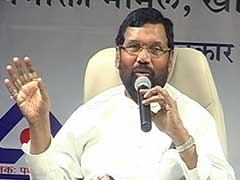 Ramvilas Paswan To Sit On Dharna Tomorrow In Support Of Toddy Sellers