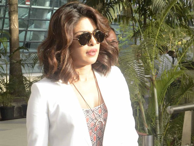 Priyanka Chopra to Begin 'Cop Duty' for Gangaajal 2 in Bhopal