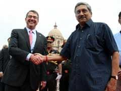 भारत पहुंचे अमेरिकी रक्षा मंत्री, पीएम और विदेश मंत्री से करेंगे मुलाकात