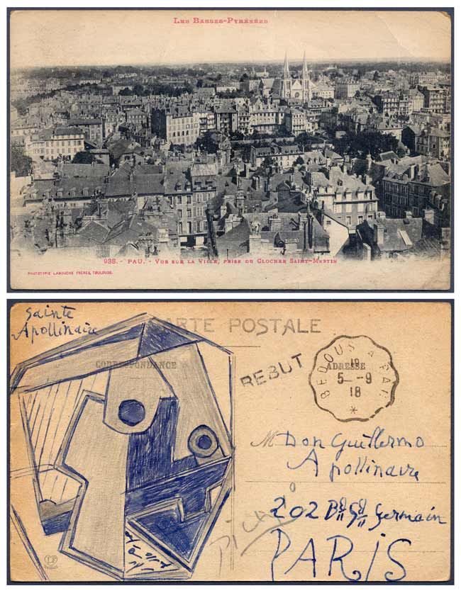 Picasso Postcard Auctioned for Record $188,000