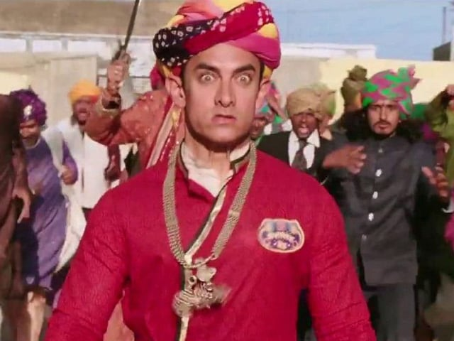 Aamir Khan's PK Makes History With Rs 100 Crore in China