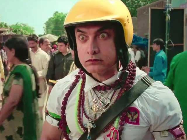 Aamir Khan's PK Aims For History-Making 100 Cr in China