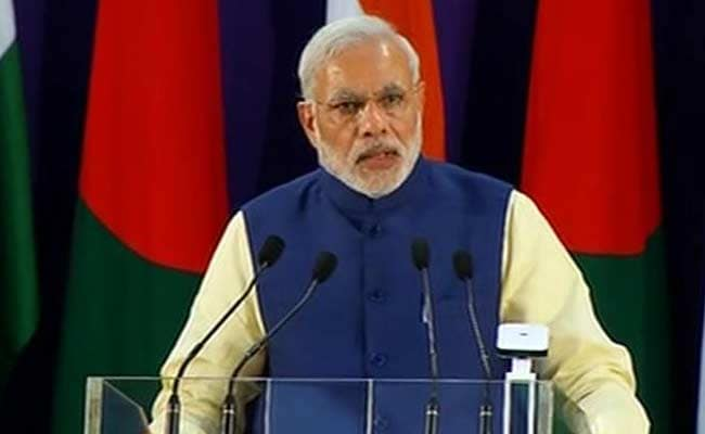 PM Narendra Modi Accuses Pakistan of Creating 'Nuisance', Promoting Terror