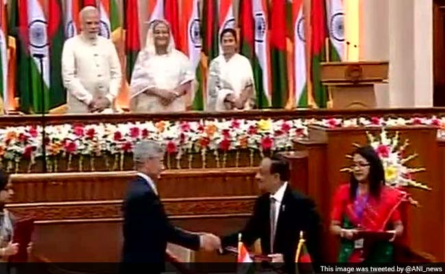 'It Will Make Our Border More Secure,' Says PM Modi as India and Bangladesh Ratify Land Boundary Agreement