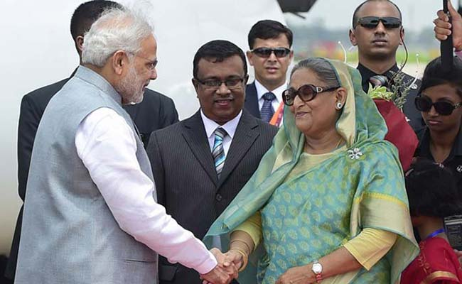 As PM Narendra Modi Welcomes Sheikh Hasina, An Outreach To Mamata Banerjee Too
