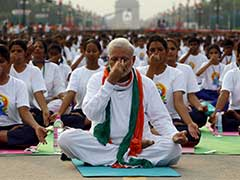 Mark International Day Of Yoga With Family, Follow Social Distancing: PM Modi