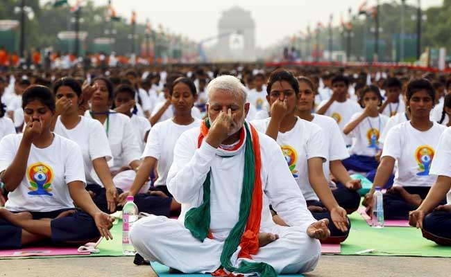 Muslims To Take Part In PM Narendra Modi's International Yoga Day Event In Uttar Pradesh