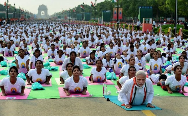 When And Where To Watch International Yoga Day Event Online
