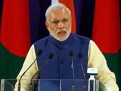 PM Narendra Modi Accuses Pakistan of Creating 'Nuisance', Promoting Terror
