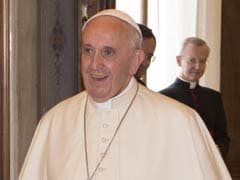 Pope Francis Laments Corruption as 'Gangrene of a People'