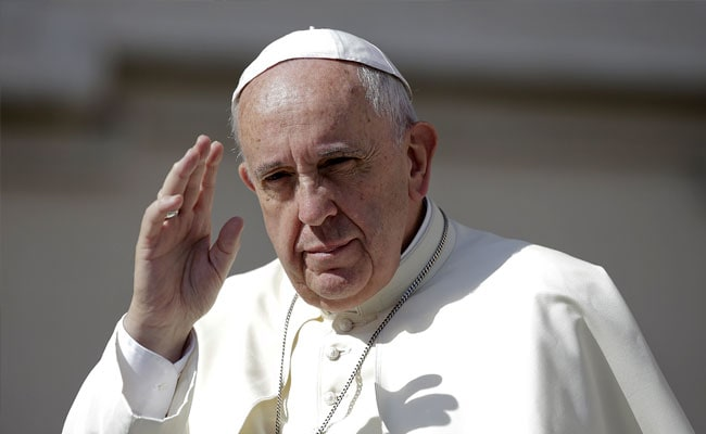 Pope Francis Calls for 'Action Now' to Save Planet, Stem Warming, Help Poor