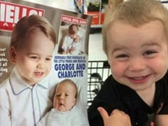 Have You Seen Prince George's Equally Adorable Little Lookalike?