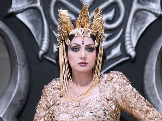 Puli Teaser, Starring Sridevi, Watched Almost 3 Million Times on YouTube