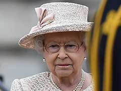 Queen Elizabeth II Leads Britain's VJ Anniversary Commemorations