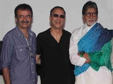 Rajkumar Hirani Wants to Direct Amitabh Bachchan