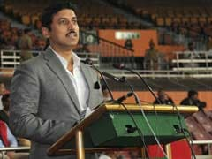 India Ready For Any Situation: Rajyavardhan Rathore On Pakistan Elections