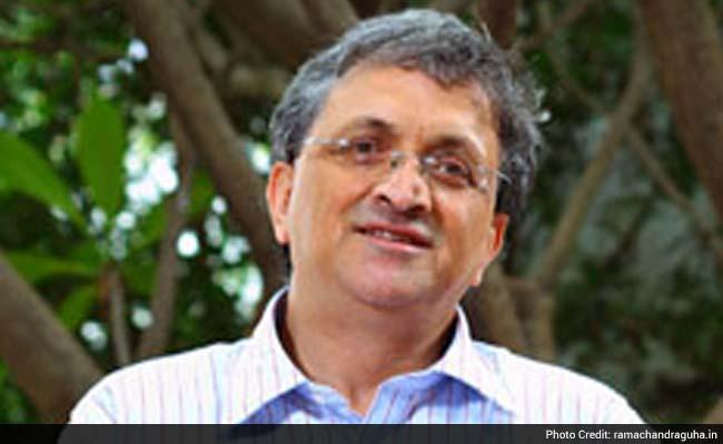 इतिहासकार रामचंद्र गुहा ने BCCI की प्रशासक कमेटी से दिया इस्तीफा, निजी कारणों का दिया हवाला