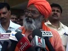 Case Filed Against BJP Lawmaker Sakshi Maharaj For Threatening The Police