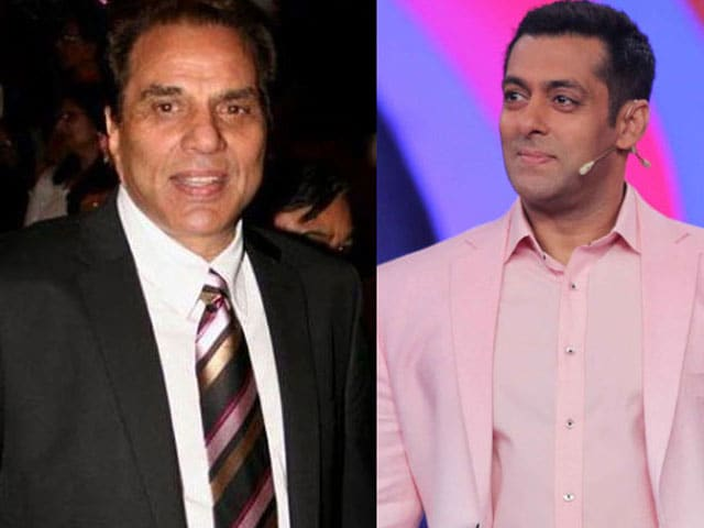 Why Dharmendra Wants Salman Khan to Play Him in Biopic