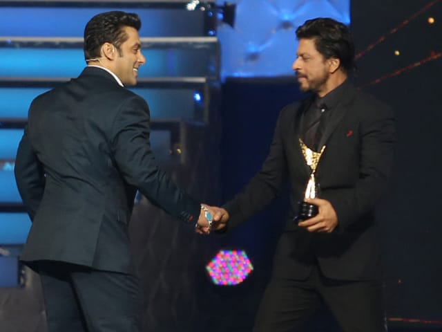 IIFA 2015: Shah Rukh, Salman Were Apparently 'Always Friends, Just Acting'