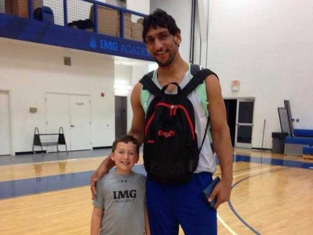Satnam Singh Bhamara Becomes First Indian to Be Drafted in NBA