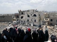 सऊदी अरब ने यमन की राजधानी सना के घरों पर किए हवाई हमले