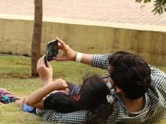 President Pranab Mukherjee Launches 'Selfie With Daughter' App