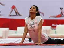 Shilpa Shetty: Yoga Has Nothing to Do With Religion