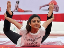 Shilpa Shetty: Yoga Should be Kept Away From Politics
