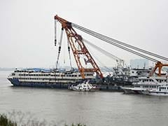 China Puts Ship Disaster Survivors at 12, Says All 442 Bodies Found