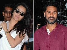 Shraddha Kapoor on Being '<i>Enthu</i>-Cutlet' of <i>ABCD 2</i>, Being Rescued by Prabhu Deva