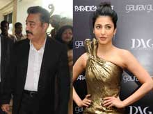 Shruti Haasan Says it Would be an 'Honour' to Work With Father Kamal