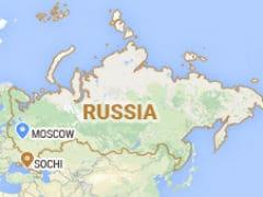 रूसी विमान दुर्घटनाग्रस्त : विमान के दोनों पायलटों को सुरक्षित बाहर निकाला गया, कोई हताहत नहीं