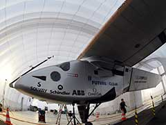 Solar Impulse Plane Stuck in Japan One Week for Repairs