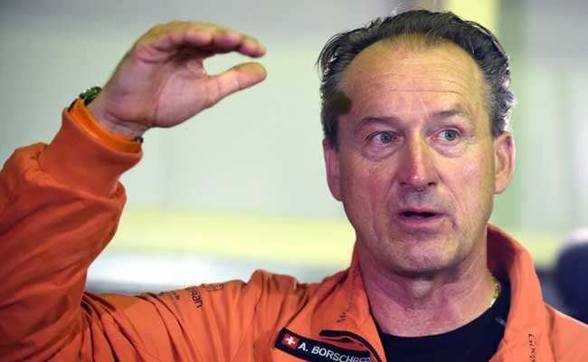 Solar Impulse Could be Stuck in Japan for a Year, Says Pilot