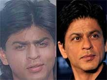 23 Years After Shah Rukh Khan's <i>Deewana</i>: What He Looked Like Then and Now