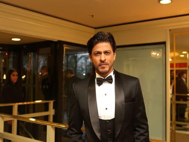 'Shah Rukh Khan, Good Actor, Good Dad, Good Man,' Tweets a Kumar at No 42