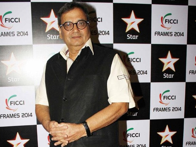 Subhash Ghai: TV Too Small For Me