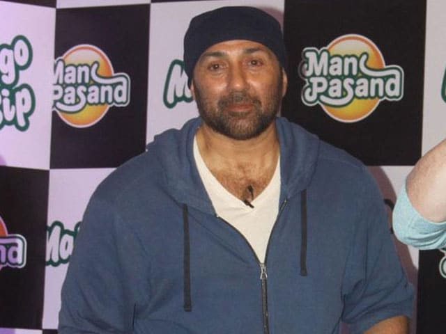 Sunny Deol: There Is No Box Office Competition with Salman Khan