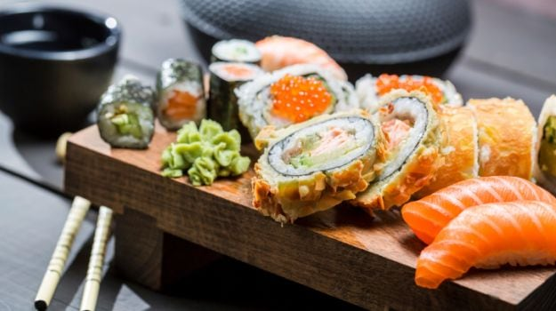 World Sushi Cup Held in Tokyo