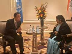 India's Plan to Cut Emission Shows 'Seriousness' on Climate Change: UN Chief