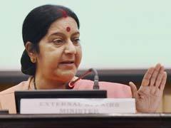 Sushma Swaraj Meets Chinese Counterpart, Raises Zaki-ur-Rehman Lakhvi Issue