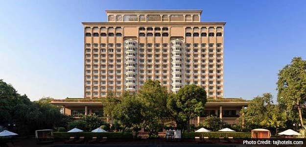 NDMC Defers Hotel Taj Mansingh Auction