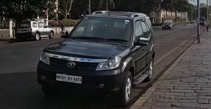 New Tata Safari Storme: Review