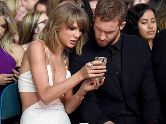 Taylor Swift, Calvin Harris Highest Paid Celeb Couple