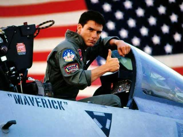 This is Happening: Top Gun 2 and Tom Cruise as Maverick 2.0